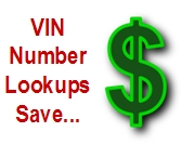 Vin Number Lookup