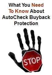AutoCheck Buyback Protection